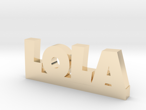 LOLA Lucky in 14K Yellow Gold