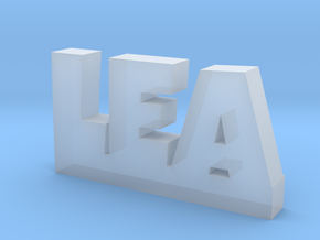 LEA Lucky in Smooth Fine Detail Plastic