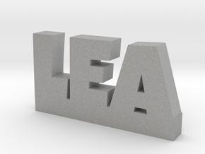 LEA Lucky in Aluminum