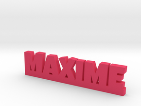 MAXIME Lucky in Pink Processed Versatile Plastic