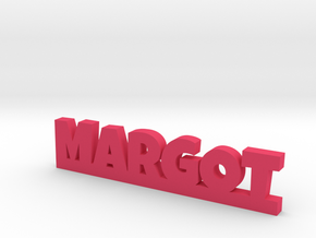 MARGOT Lucky in Pink Processed Versatile Plastic
