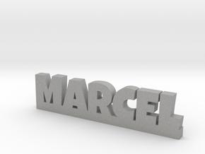 MARCEL Lucky in Aluminum
