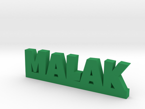 MALAK Lucky in Green Processed Versatile Plastic