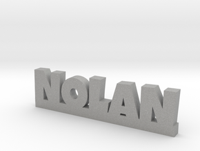 NOLAN Lucky in Aluminum