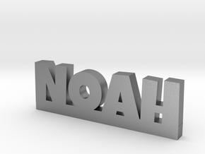 NOAH Lucky in Natural Silver