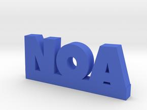 NOA Lucky in Blue Processed Versatile Plastic