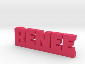 RENEE Lucky in Pink Processed Versatile Plastic