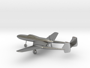 Vultee XP-54 Swoose Goose in Natural Silver: 1:200