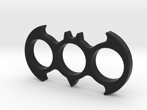 Batman Fidget Spinner in Black Strong & Flexible