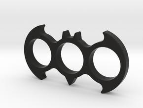 Batman Fidget Spinner in Black Natural Versatile Plastic