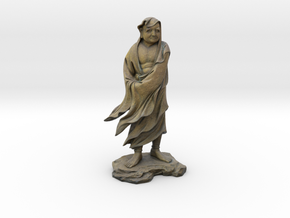Bodhidharma  in Full Color Sandstone