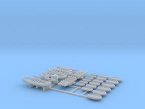 1/700 HMAS Canberra Set 1 in Smoothest Fine Detail Plastic