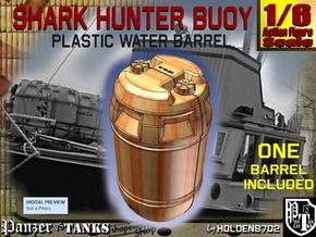 1-6 Shark Hunter Barrel in Yellow Strong & Flexible Polished