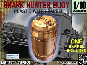 1-10 Shark Hunter Barrel in Yellow Strong & Flexible Polished