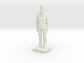 Printle C Femme 075 - 1/35 in White Strong & Flexible