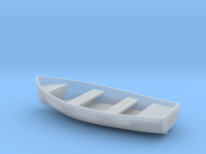 1/48 10ft Lifeboat - Dinghy v1 in Smooth Fine Detail Plastic