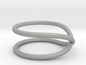 rollercoaster - external ring in Aluminum: 5 / 49