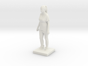 Printle C Femme 092 - 1/35 in White Natural Versatile Plastic