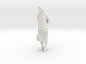 Printle C Femme 065 - 1/35 - wob in White Natural Versatile Plastic