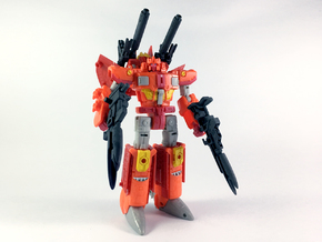 Apex Armory for TR Sentinel Prime Set (Small Arms) in White Processed Versatile Plastic