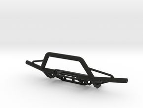 TR10003a D90 Pick Up Bumper in Black Strong & Flexible