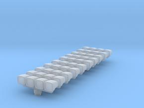 Lichtmast eingefahren - Version #5 - 10st in Smoothest Fine Detail Plastic