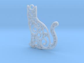 CatArt in Smooth Fine Detail Plastic