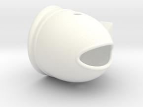 L064-A02Z in White Processed Versatile Plastic