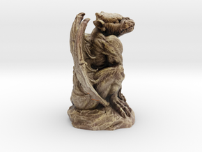 Cold Gargoyle  in Full Color Sandstone