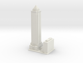 BNY Mellon Bank Center (1:2000) in White Natural Versatile Plastic