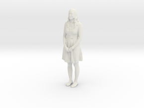 Printle C Femme 126 - 1/32 - wob in White Strong & Flexible