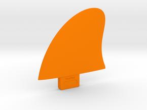 """TinyFins X 3,1"""" fc in Orange Processed Versatile Plastic"""