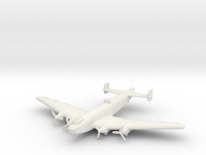 Junkers Ju 89 V1 1/200 in White Natural Versatile Plastic