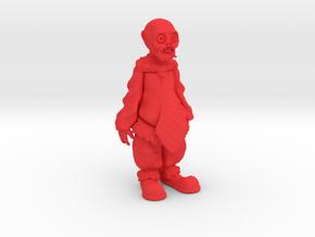 Clownin' in Red Processed Versatile Plastic