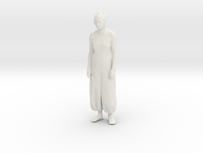Printle C Femme 094 - 1/35 - wob in White Strong & Flexible