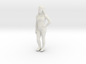 Printle C Femme 106 - 1/35 - wob in White Strong & Flexible