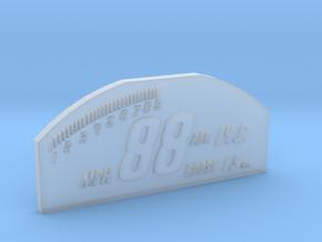 1/10 SCALE RACEPAK SCREEN in Frosted Ultra Detail