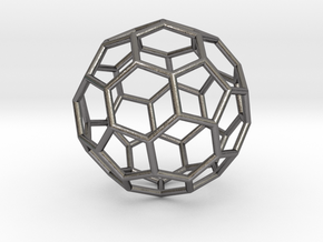 0624 Fullerene c60-ih - Model for the BFI (Bulk) in Polished Nickel Steel