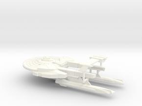 3125 Andor in White Processed Versatile Plastic