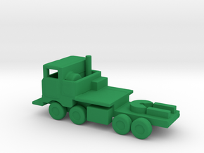 1/285 Scale M757 Tractor in Green Strong & Flexible Polished