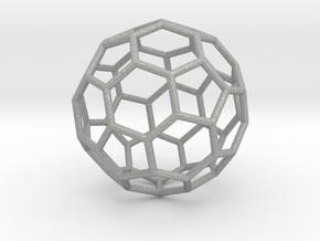 0624 Fullerene c60-ih - Model for the BFI (Bulk) in Aluminum