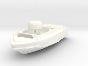 1/200 Scale SEAL Support Craft in White Processed Versatile Plastic