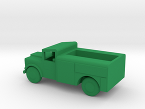 1/200 Scale M726 Jeep 1 25 Ton Maintenance Truck in Green Processed Versatile Plastic