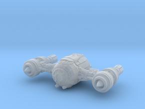 HEX-Z in Smoothest Fine Detail Plastic