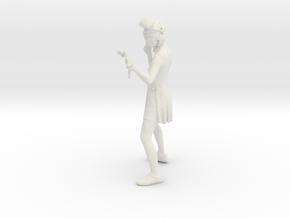 Printle C Femme 152 - 1/35 - wob in White Strong & Flexible