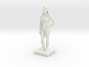 Printle C Femme 106 - 1/35 in White Natural Versatile Plastic