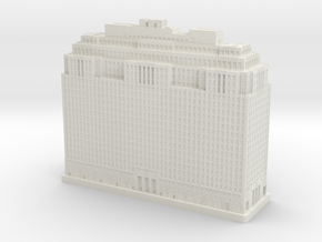 One Penn Center (1:2000) in White Natural Versatile Plastic