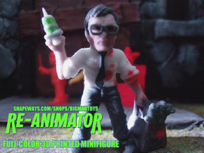 Herbert West - REANIMATOR in Full Color Sandstone