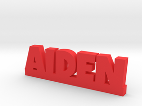 AIDEN Lucky in Red Processed Versatile Plastic