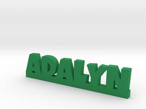 ADALYN Lucky in Green Processed Versatile Plastic